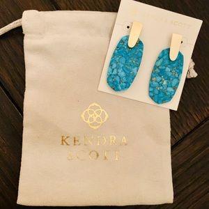 Kendra Scott earrings -never worn!